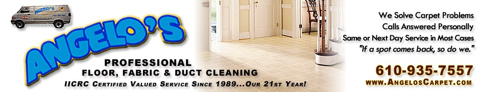 Angelo's Cleaning - Phoenixville, PA