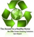 Green Cleaning Services - Environmentally safe carpet cleaning