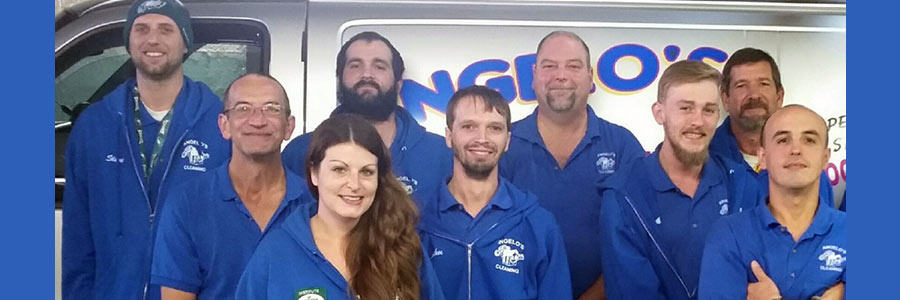 Angelos Carpet Cleaning Staff Photo