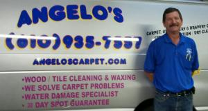 angelos cleaning staff