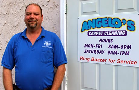 Meet the owner: Angelo Pagnotti