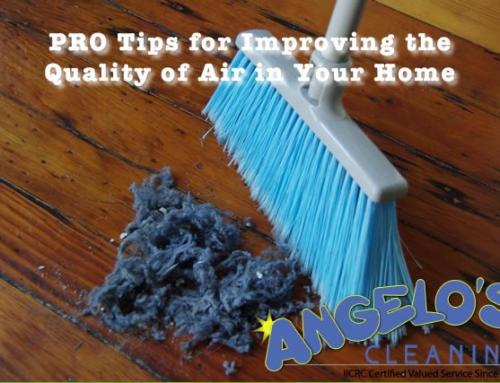 Pro Tips for improving Indoor Air Quality