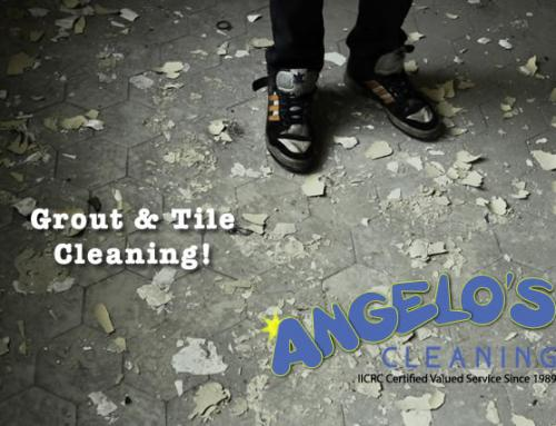 Tile & Grout Cleaning in 1 Easy Step