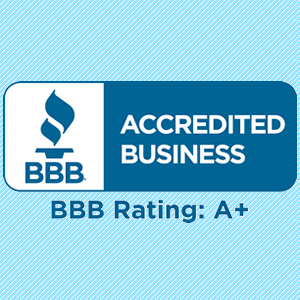 our better business bureau A+ reviews