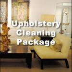 upholstery cleaning-package