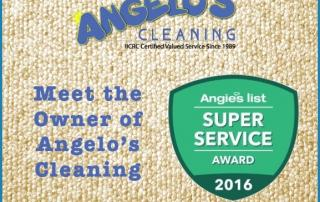 meet the owner of angelos cleaning