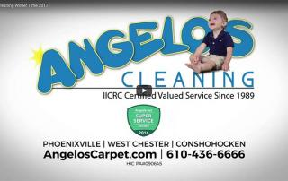 angelos cleaning winter 2017 video