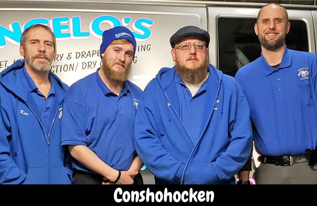 Conshohocken pa cleaning crew