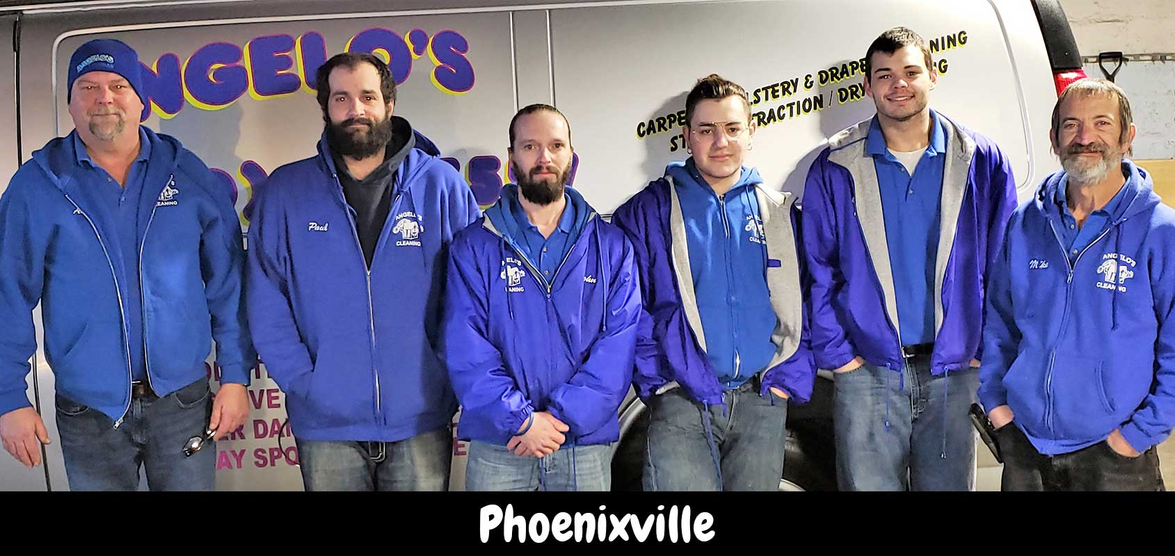 Phoenixville pa cleaning crew