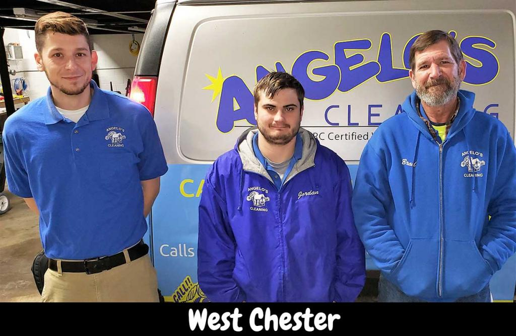 west chester pa cleaning crew