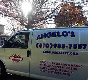 about angelo's cleaning video
