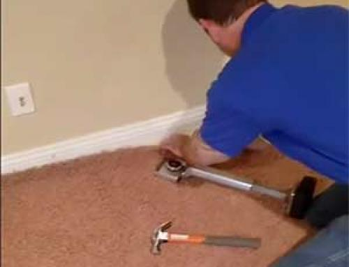 Carpet Stretching Video