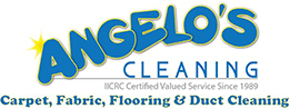 ANGELOS CLEANING Logo