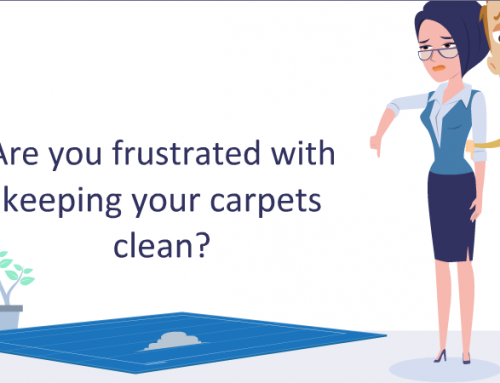 The secret to keeping carpets clean